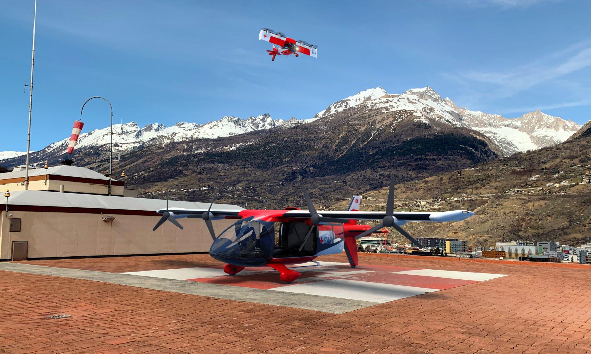 Dufour Aerospace aEro 3